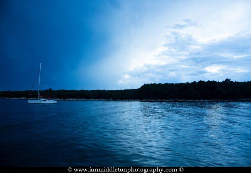 Punta Kriza, Cres Island, Croatia