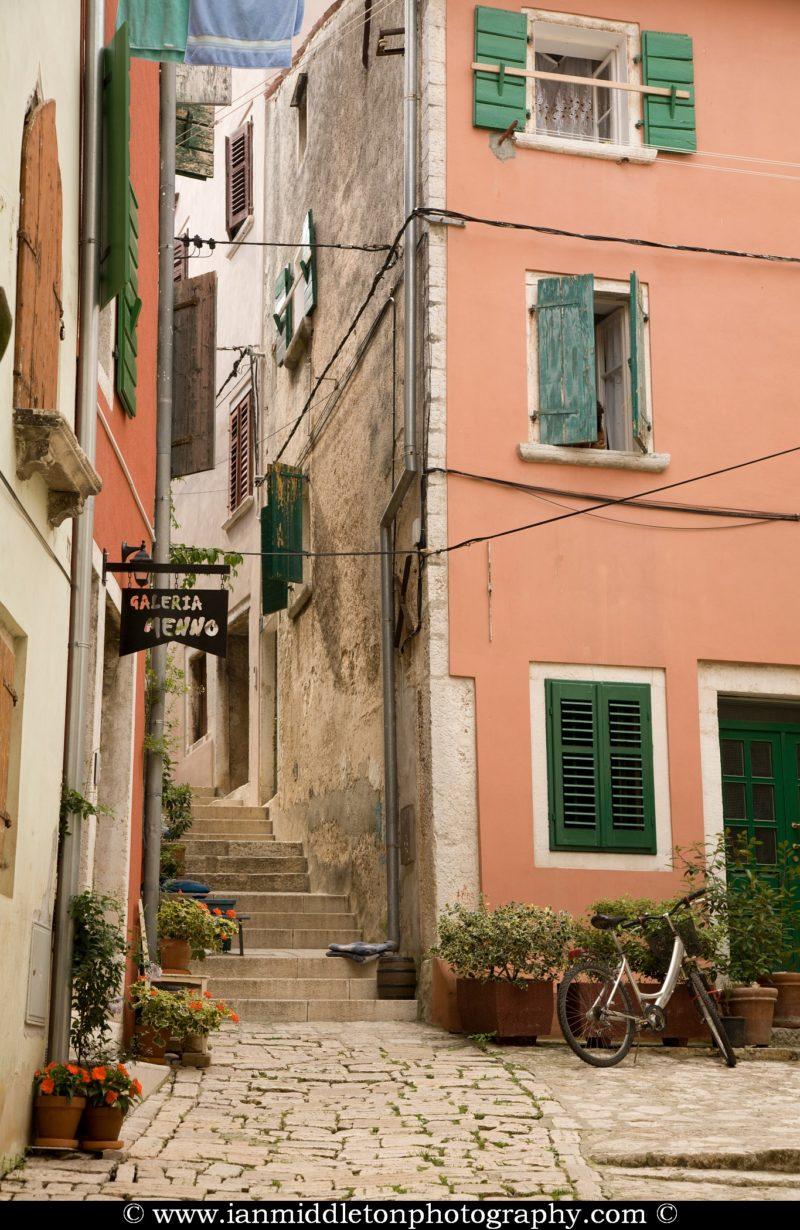 Rovinj, Istrian Peninsula, Croatia