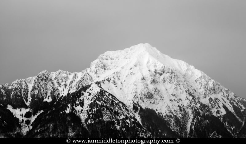 Mount Storzic, Kamnik Alps mountains.