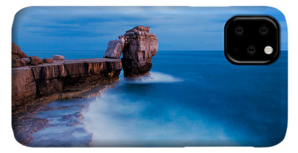 Jurassic Coast on iphone cases