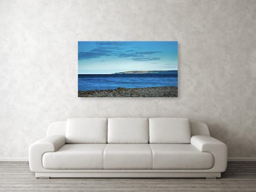 Bournemouth Beach Acrylic print example.